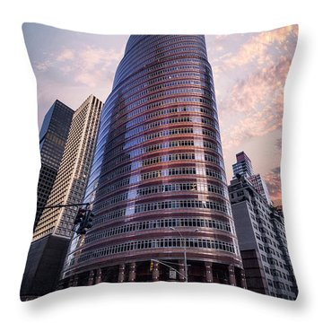 They Rise Throw Pillow
