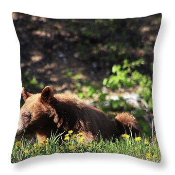 They Smell So Good Throw Pillow