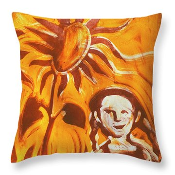They Were Great That Year Throw Pillow