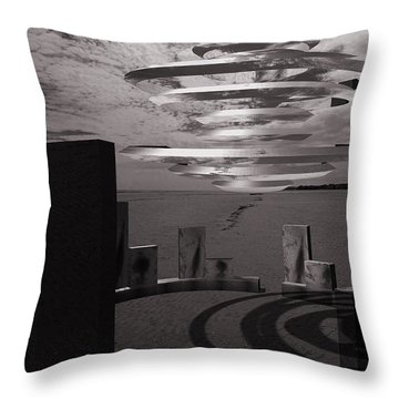 They're Back.... Throw Pillow