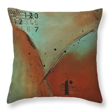 Think It 2 Throw Pillow