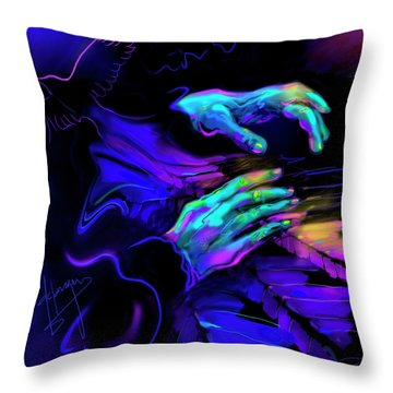 Thinking Out Loud Throw Pillow
