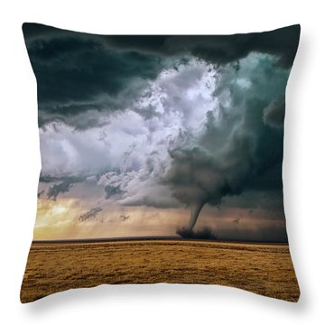 This Ain't Kansas Throw Pillow
