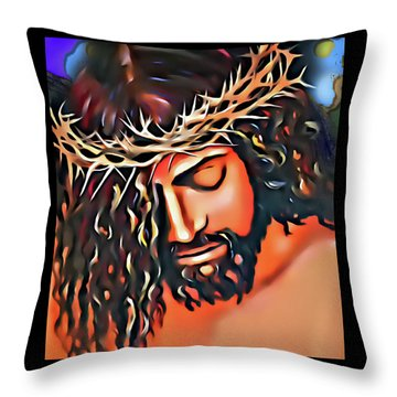 This Blood Is For You Throw Pillow