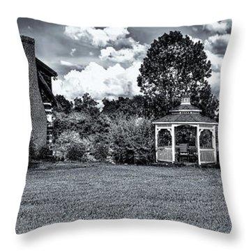 This Farm House Throw Pillow