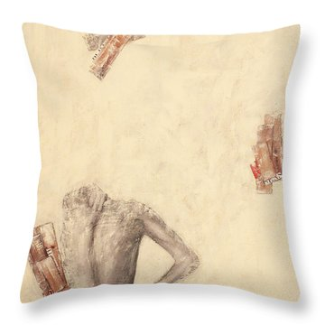 This Is All I Am Throw Pillow