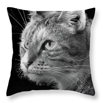 This Is Emma Throw Pillow