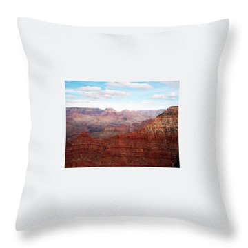 This Is Grand Throw Pillow