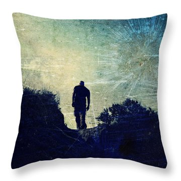 This Is More Than Just A Dream Throw Pillow by Tara Turner
