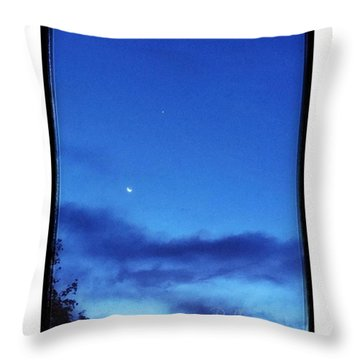 This Is The #gorgeous View I Was Throw Pillow