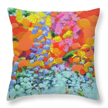 This Is What I Hope For Throw Pillow