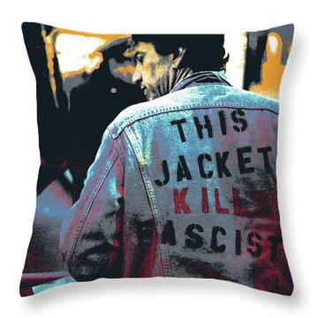 Dick Cheney Throw Pillows