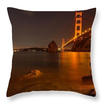 This Never Gets Old Throw Pillow