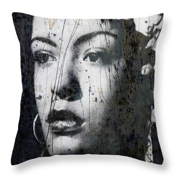 This Ole Devil Called Love  Throw Pillow