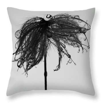 Those Tears You Hold Throw Pillow