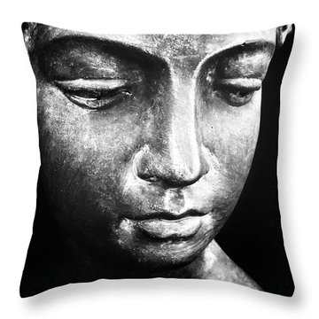 Thoughts Of A Time Gone By Throw Pillow