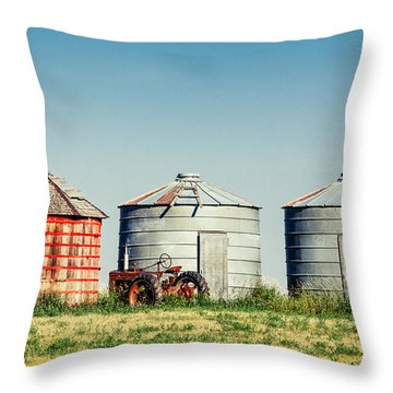 Bin Throw Pillows