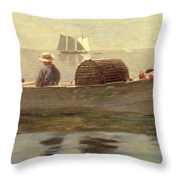 Winslow Throw Pillows