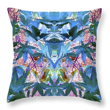 Thriving Throw Pillow