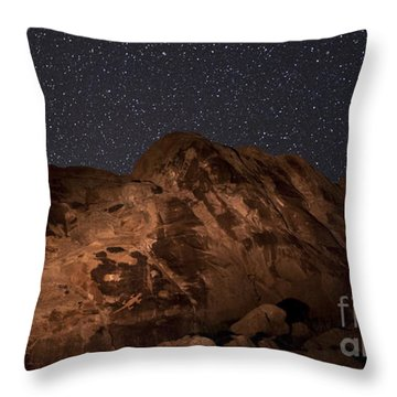 Throw Pillow featuring the photograph Through Time by Melany Sarafis
