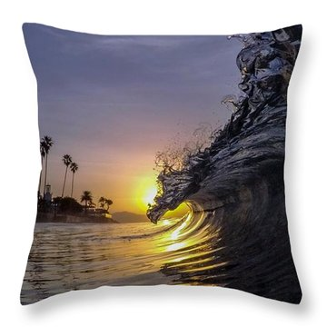 Throwing Lassos  Throw Pillow