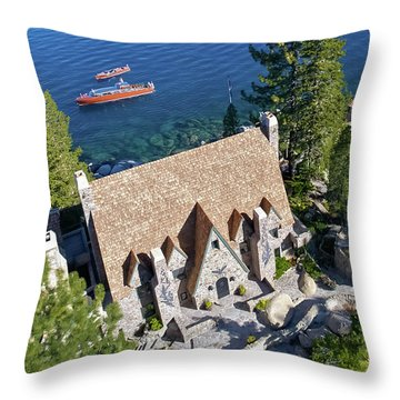 Summer Is Coming Throw Pillow