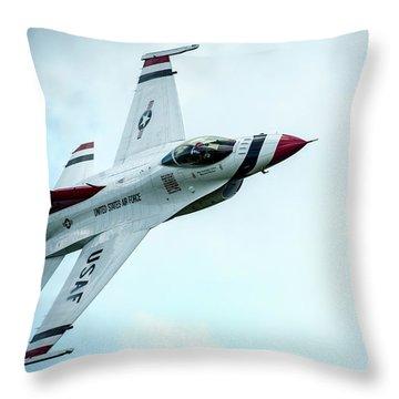 Thunderbirds Photo Throw Pillow