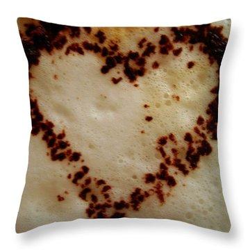 Ti Amo ... Throw Pillow