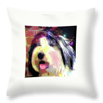 Tia Throw Pillow