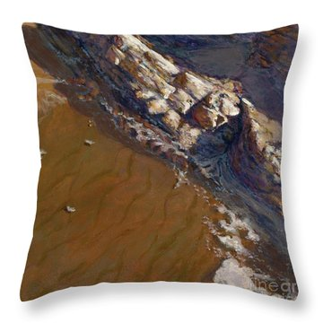 Tidepool - Gaviota Throw Pillow