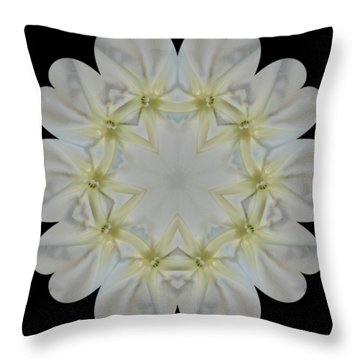 Tie A Yellow Ribbon Throw Pillow