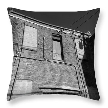 Tightrope My A.. Throw Pillow