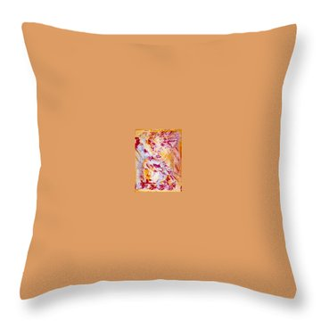 Till We Have Faces Throw Pillow