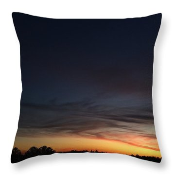 Till Another Tomorrow Throw Pillow