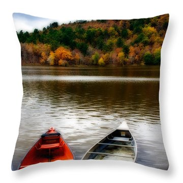 Till Next Season Throw Pillow
