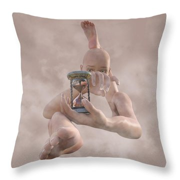 Obsession Throw Pillows