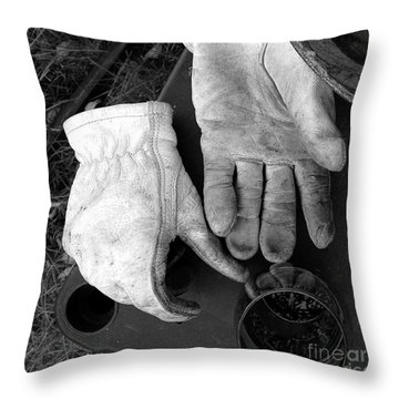 Time For A Break Throw Pillow