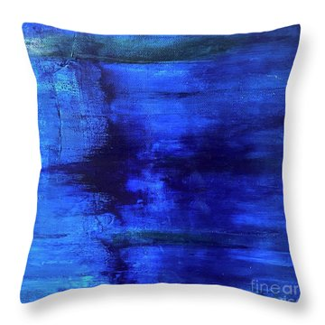 Time Frame Throw Pillow