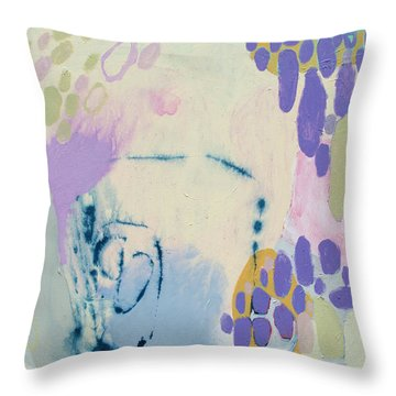 Time Lapse Throw Pillow