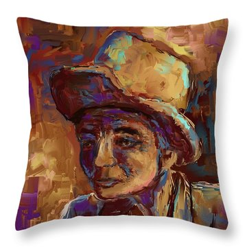 Throw Pillow featuring the mixed media Time Lines by Eduardo Tavares