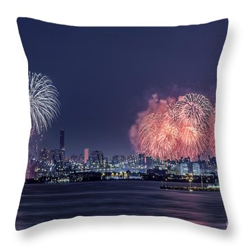 Time Of Glory Throw Pillow