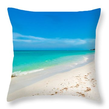 Time To Breathe Throw Pillow