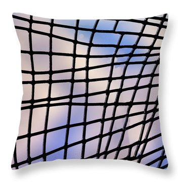 Throw Pillow featuring the photograph Time Warp by Paul Wear