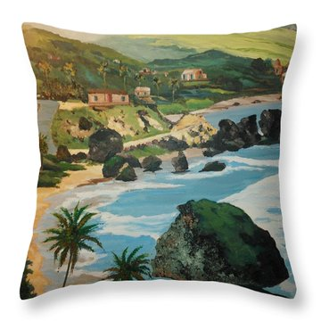Time Well Spent Throw Pillow