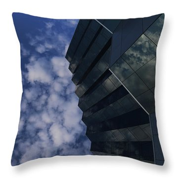 Time Will Tell Us Throw Pillow