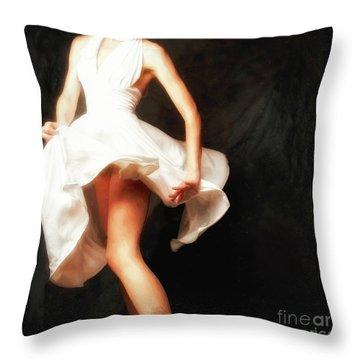 Timeless  ... Throw Pillow