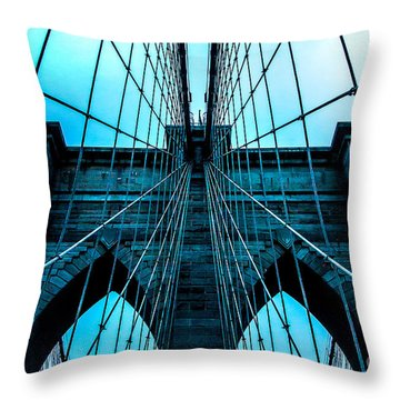 Timeless Arches Throw Pillow
