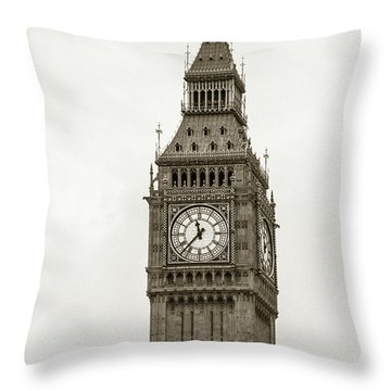 Throw Pillow featuring the photograph Timeless by Christi Kraft