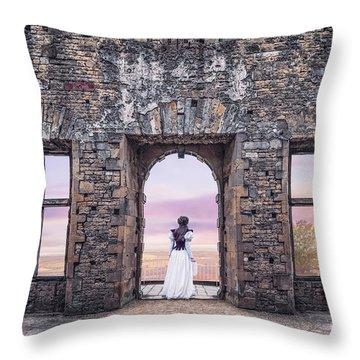 Timeless Dream Throw Pillow