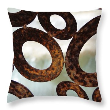 Timeless Throw Pillow by Gail Butters Cohen